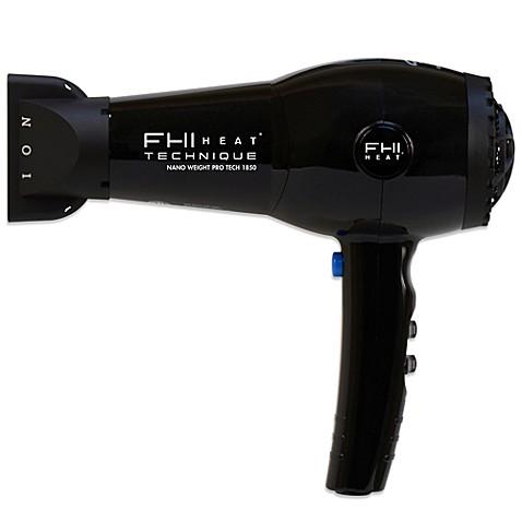 FHI Heat® Nano Weight Pro 1850-Watt Hair Dryer