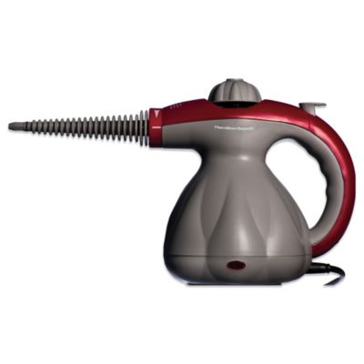 Hamilton Beach® Hand-Held Steam Cleaner with Attachments