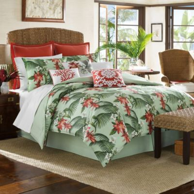 Green Tommy Bahama Bedding