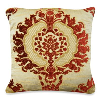 Garnet Throw Pillows