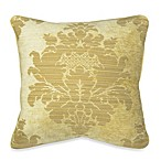 Dolecino Square Toss Pillow in Chiffon