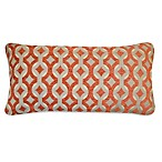 Talvin Toss Pillow in Rust