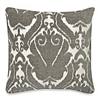 Tirrano Mika Square Toss Pillow in Grey