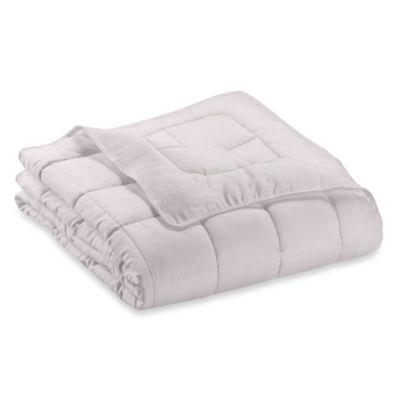 Eucalyptus Origins™ Tencel® Lyocell Cover Down Alternative King Blanket in White
