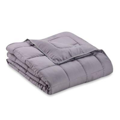 Eucalyptus Origins™ Tencel® Lyocell Cover Down Alternative King Blanket in Silver