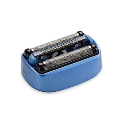 Braun Cool Tec 40B Blue Replacement Cassette