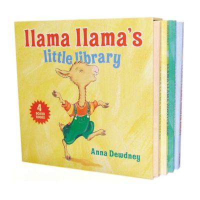 Llama Llama's Little Library Board Book Set