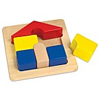 Guidecraft House Primary Puzzle
