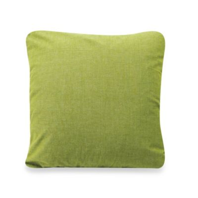 Montauk Throw Pillow in Olive