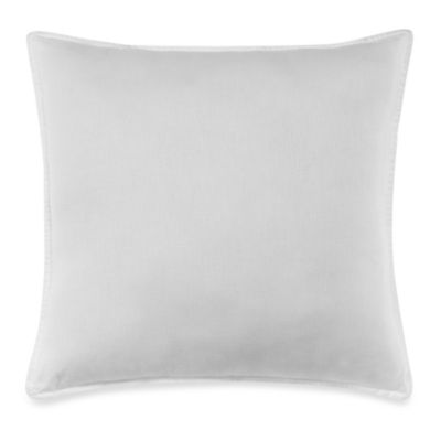 Kenneth Cole Reaction Home Mineral Square Throw Pillow in Teal