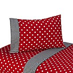 Sweet Jojo Designs Ladybug Sheet Set