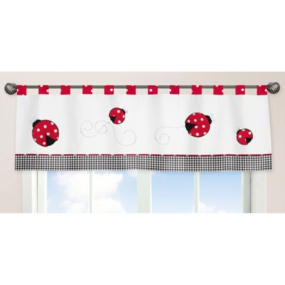 Dots It Window Valance