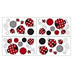 Sweet Jojo Designs Ladybug Wall Decals