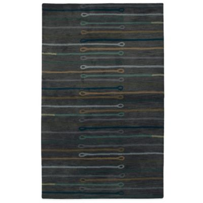 Rizzy Home Anna Redmond Area Rug in Grey