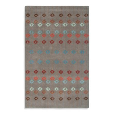 Rizzy Home Anna Redmond Area Rug in Multi-color