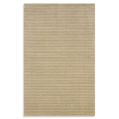 Platoon 2-Foot x 3-Foot Area Rug in Beige