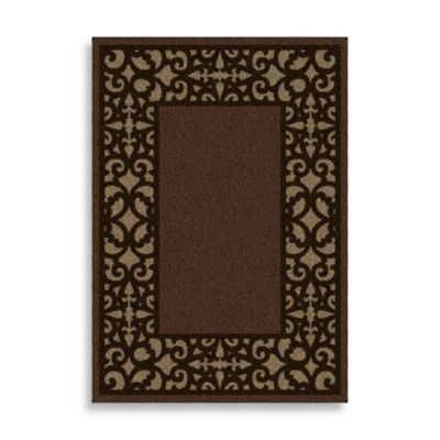Key West Border Rectangular Rug