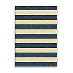 Key West Cabana Stripe Rectangular Rug