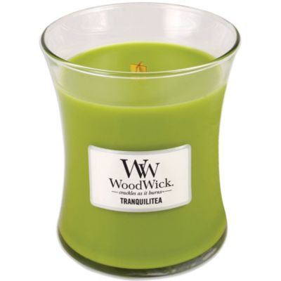 WoodWick® TranquiliTea 10-Ounce Jar Candle