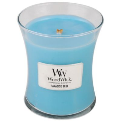WoodWick® Paradise Blue 10-Ounce Jar Candle