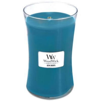 WoodWick® Dew Drops 22-Ounce Jar Candle
