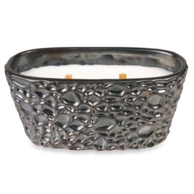 WoodWick® Premium Oval Evening Bonfire Scented Candle