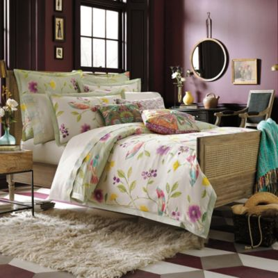 Collier Campbell Singing Birds Duvet Cover