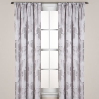Kenneth Cole Reaction® Home Urban Bloom Window Panel Pair