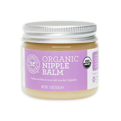 Honest 1.8 oz. Organic Nipple Balm