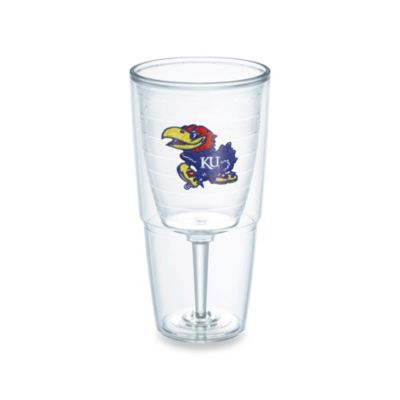 Tervis® 16-Ounce University of Kansas Goblet