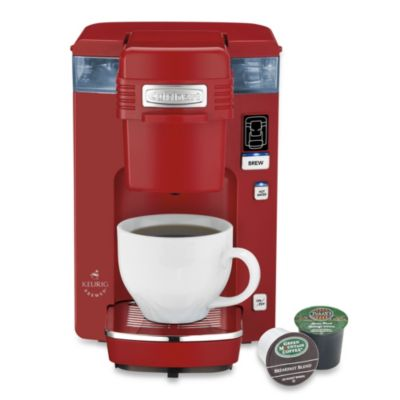 Buy Cuisinart Compact Single Serve Coffee Maker from Bed Bath & Beyond