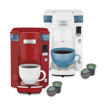 Coffee Makers Sold At Bed Bath And Beyond : Cuisinart Compact Single Serve Coffee Maker - Bed Bath & Beyond