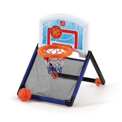 Step2® Floor to Door Basketball Hoop