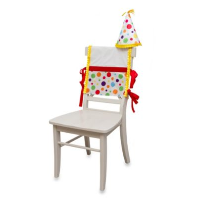 The Elf on the Shelf® Birthday Chair Decoration Kit