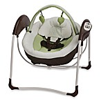 Graco® Glider Petite™ LX Gliding Swing in Go Green
