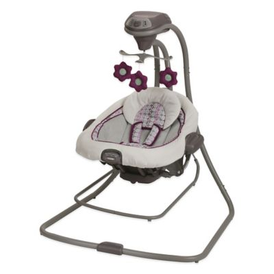 Graco® DuetConnect™ LX Swing + Bouncer in Nyssa