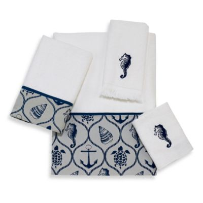 Avanti Oceanside Fingertip Towel