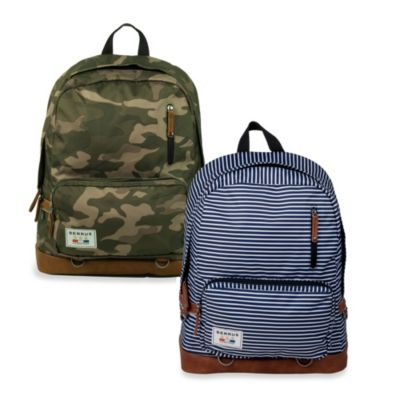 Green Organizing Backpack