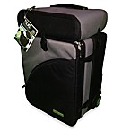 Truco Modular 21-Inch Carry-On Bag in Black/Grey