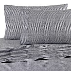 Nautica® Lawndale Sheet Set in Navy