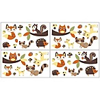 Sweet Jojo Designs Forest Friends Wall Decals
