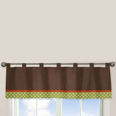 Sweet Jojo Designs Forest Friends Window Valance
