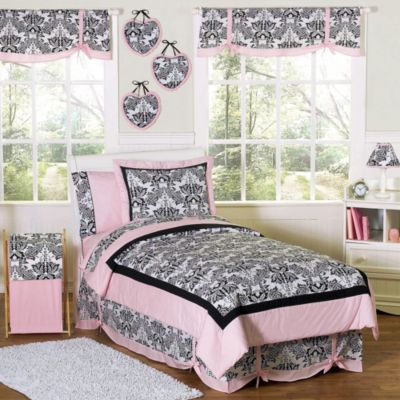 Sweet Jojo Designs Sophia 3-Piece Full/Queen Bedding Set
