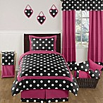 Sweet Jojo Designs Hot Dot Standard Pillow Sham