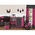 Sweet Jojo Designs Hot Dot Crib Bedding Collection