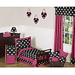 Sweet Jojo Designs Hot Dot 5-Piece Toddler Bedding Collection