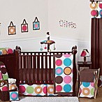 Sweet Jojo Designs Deco Dot Crib Bedding Collection