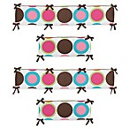Sweet Jojo Designs Deco Dot Crib Bumper