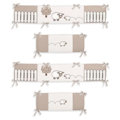 Lamb Crib Bedding