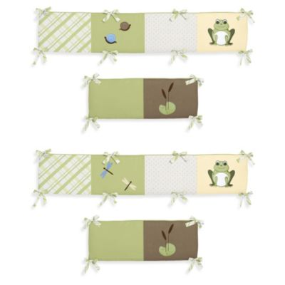 Leap Frog Crib Fashion Bedding